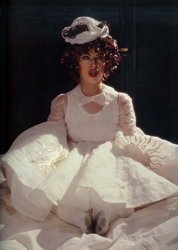Cindy Sherman for Harper's