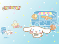 Cinnamoroll - sanrio wallpaper