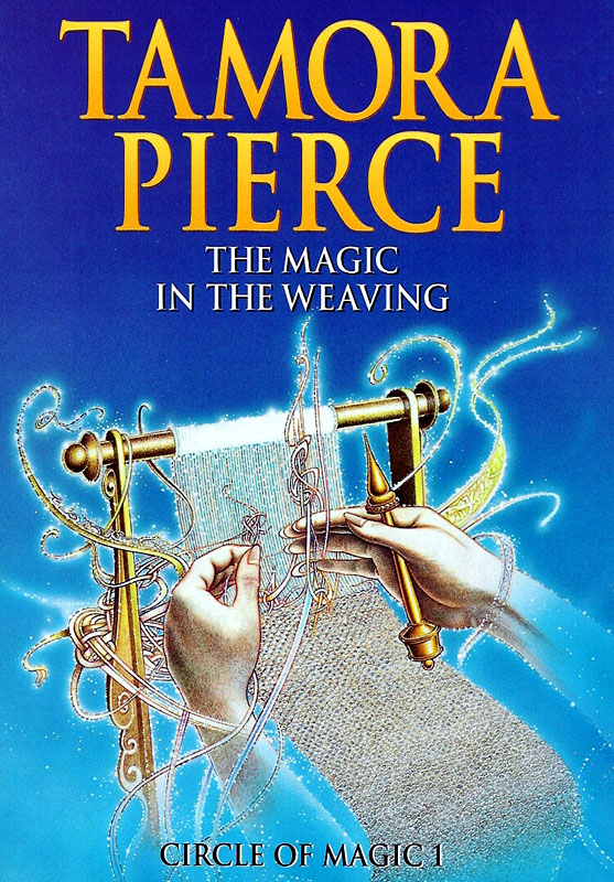 Sandry's Book (Circle of Magic) Tamora Pierce