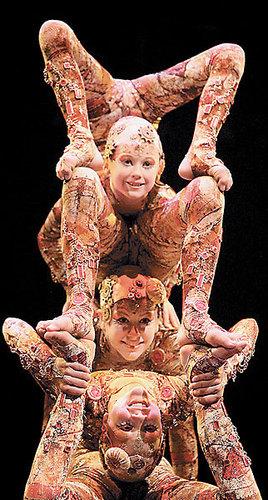 Cirque du Soleil پیپر وال called Cirque du Soleil