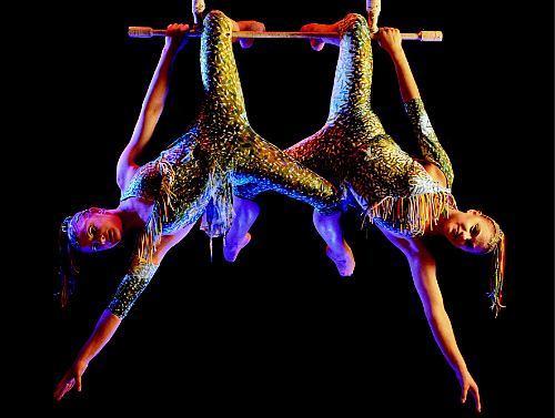 Cirque du Soleil वॉलपेपर entitled Cirque du Soleil
