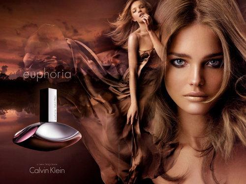 Ck Perfume দেওয়ালপত্র