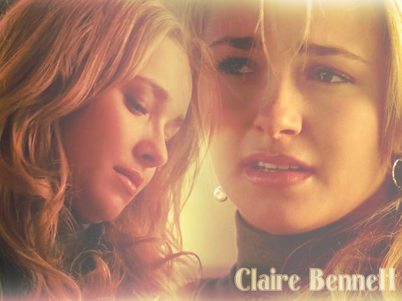 Claire Bennett fond d'écran