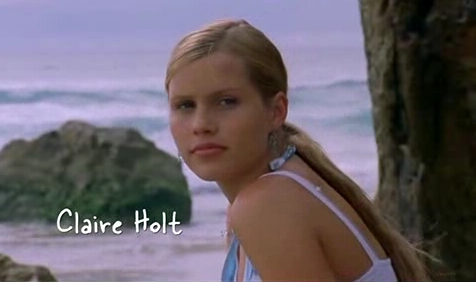 Claire Holt just add water