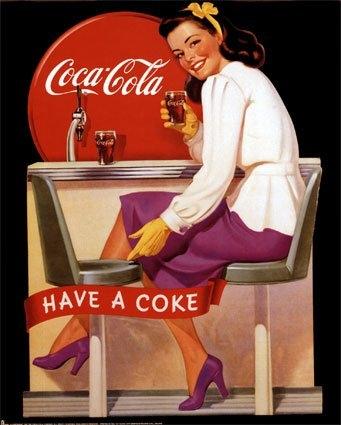 Classic Coca-Cola