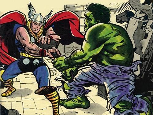 Classic Marvel