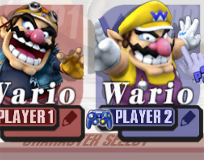 Classic Wario Overalls