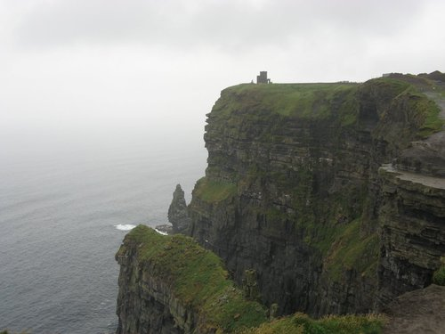Cliffs of Mother - ireland Wallpaper