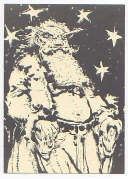 Clive Barker क्रिस्मस Cards