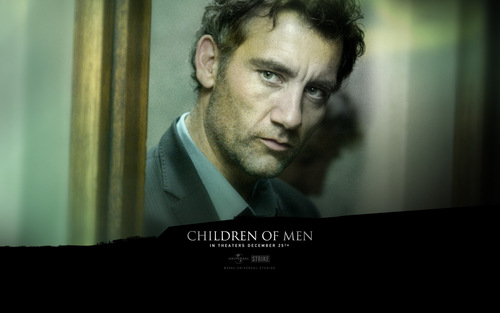 Clive Owne - Children of Men