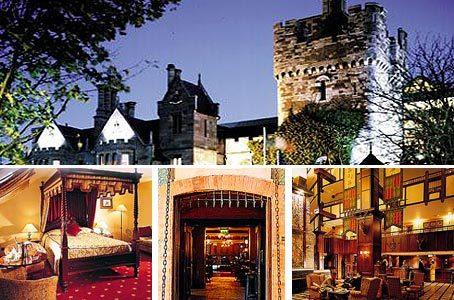 Clontarf замок - Dublin