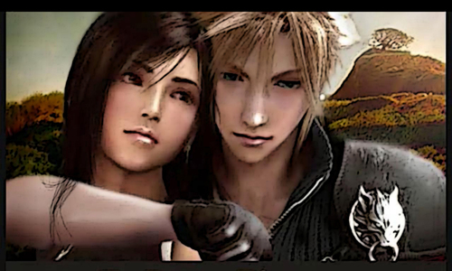Cloud & Tifa