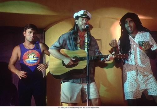 Juan, Coconut Pete & Putman
