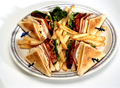 Club - sandwiches photo