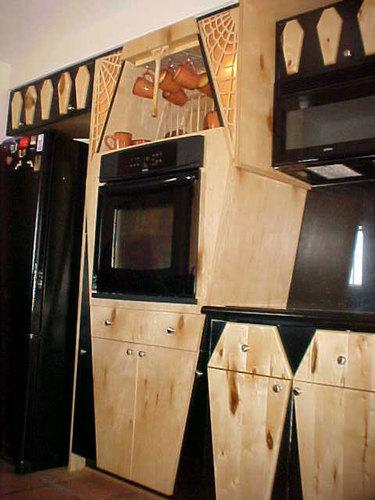 Coffin keuken-, keuken