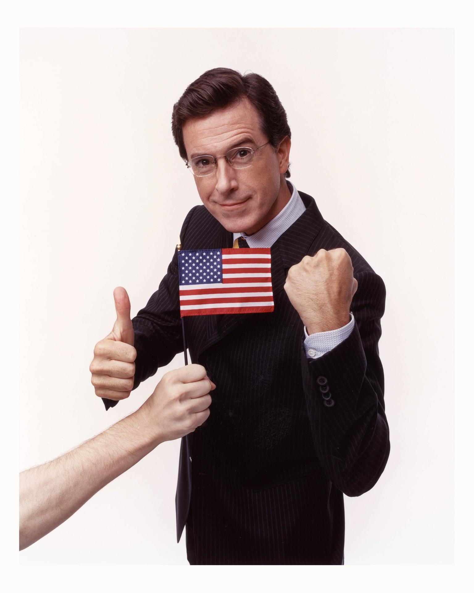 Colbert Сообщить Publicity Shots