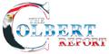 Colbert レポート Logo