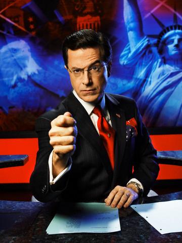 Colbert rapporter Publicity Shots