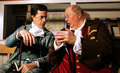 Colbert and Ben Franklin - the-colbert-report photo