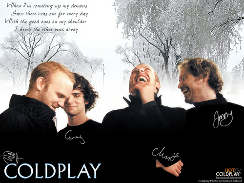 coldplay wallpaper titled coldplay