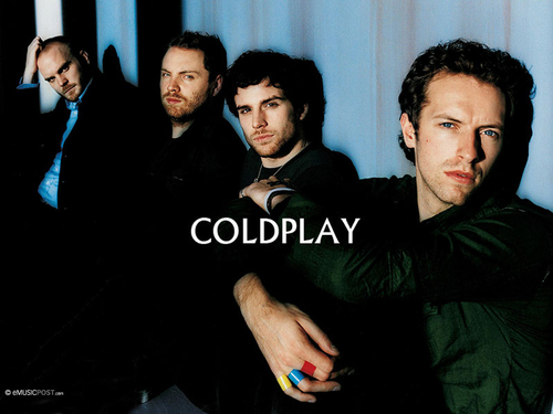 Coldplay wallpaper entitled Coldplay