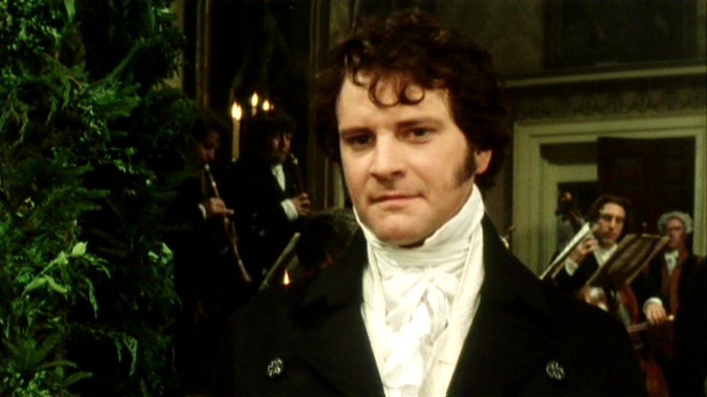 Mr  Darcy Colin Firth as Mr DarcyColin Firth Mr Darcy