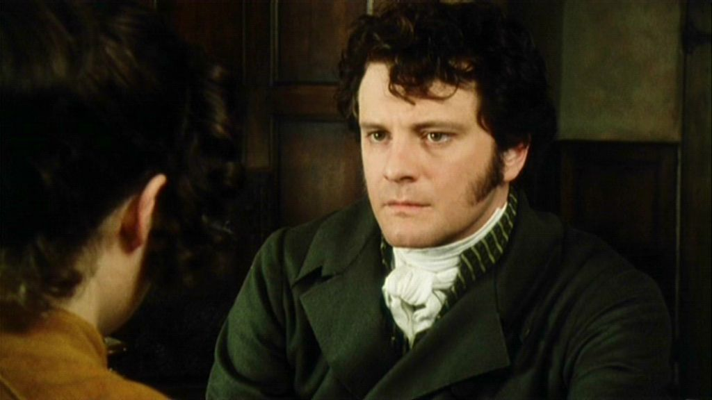compare mr collins and mr darcy s Compare and contrast mr collins' proposal with mr darcy's first proposal, exploring the ways in which austen enhances our understanding of the two characters and what they representin the novel 'pride and prejudice', elizabeth bennet is faced with two.