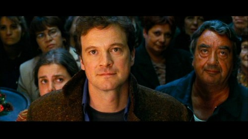 Colin Firth fond d'écran titled Colin in l'amour Actually