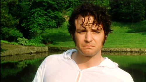 Colin in Pride and Prejudice