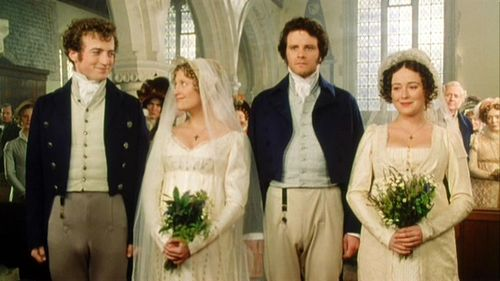Colin in Pride and Prejudice - colin-firth Photo