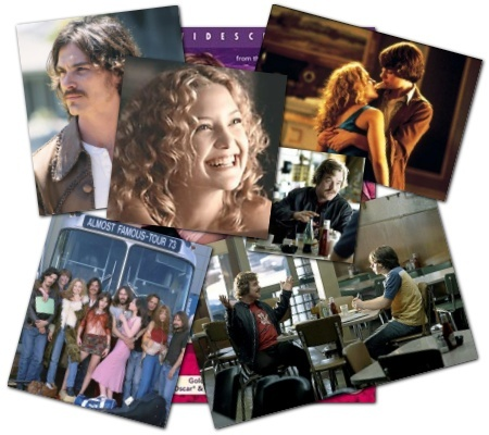 Almost Famous wallpaper called Collage