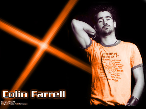 Colin Farrell wallpaper called Collin Farrel