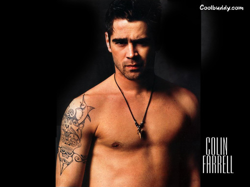 Collin Farrel - colin-farrell Wallpaper