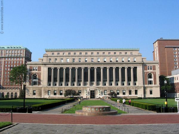 Columbia университет