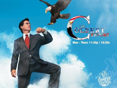 Comedy Central Wallpaper - the-colbert-report Photo