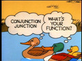 Conjunction Junction - school-house-rock photo