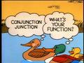 Conjunction Junction - school-house-rock photo