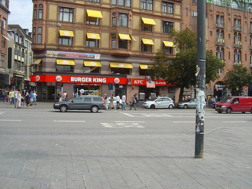 Copenhagen KFC