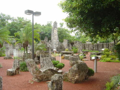 Coral Castle - Florida - travel Photo