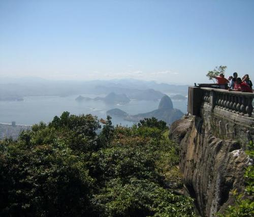 Corcovado Mountain Brazil