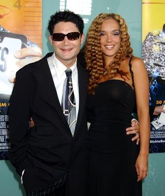 Corey w/ wife