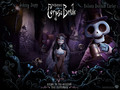 Corpse Bride - tim-burton wallpaper