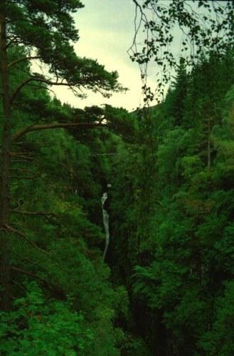 Corriesharroch Gorge