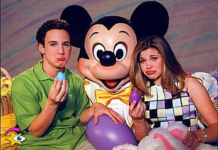 topanga boy meets world. Cory amp; Topanga - Boy Meets World Photo (331909) - Fanpop