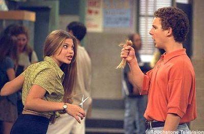 boy meets world episode where corey and topanga start dating