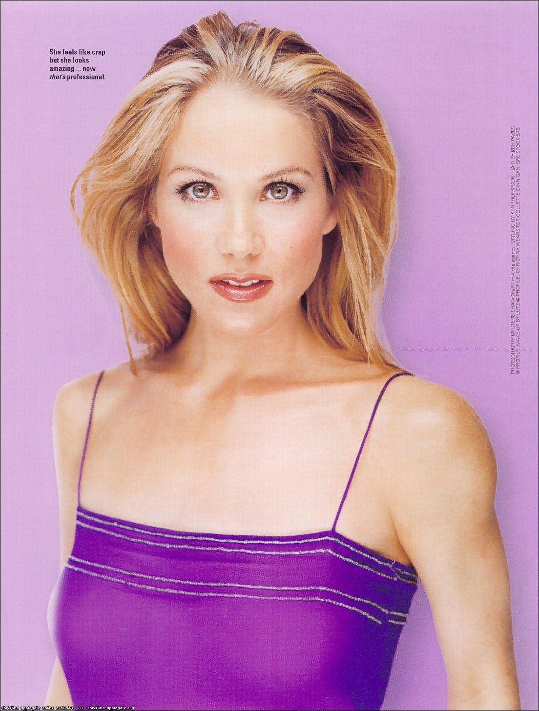 Cosmo - christina-applegate