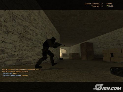 Counter Strike: sumber