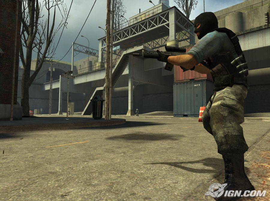 Counter Strike Images Counter Strike Source Hd Wallpaper And