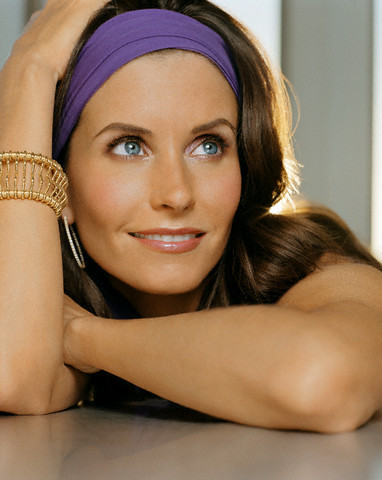 Courteney Cox Arquette