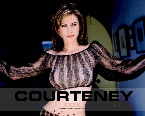Courteney Cox Arquette